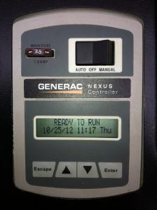 Generac Generators | Checklist - Renk Electric